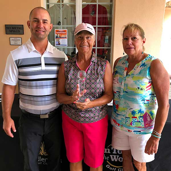 Candler Hills Golf Club Ladies Club Champion Deborah Martin