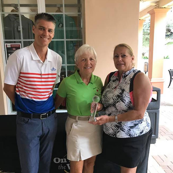 Candler Hills Golf Club Ladies 9 Hole Club Champion Eileen Gustavus